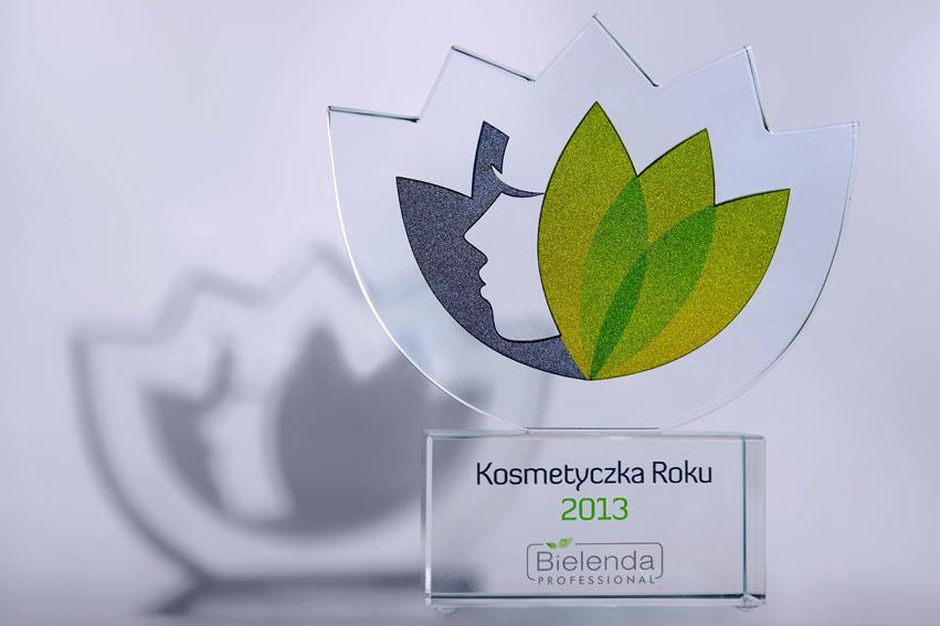 Logo Konkursu Kosmetyczka Roku 2013