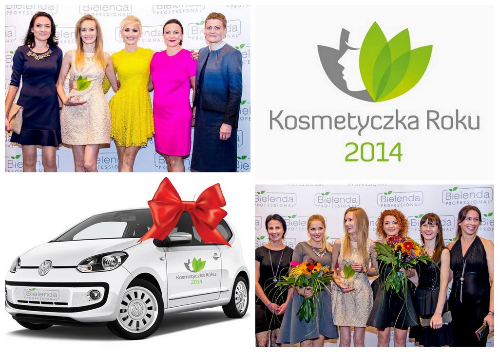 Nagroda i Jury Konkursu Kosmetyczka Roku 2014