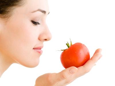 pomidor - naturalne filtry UV