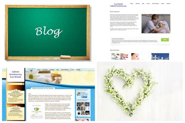 Nowa strona internetowa, blog kosmetyczny