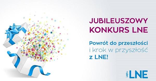 Konkurs LNE