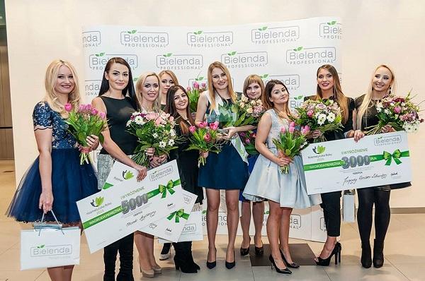 Finalistki Konkursu Kosmetyczka Roku