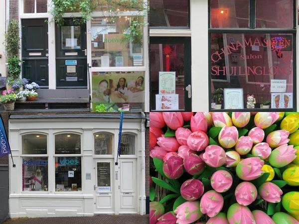 Gabinety Kosmetyczne w Holandii