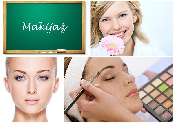 Makijaz-kosmetyczka
